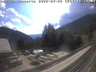 Webcam Baumgartner Raxblick