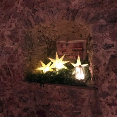 Besinnlicher Advent in der Burg
