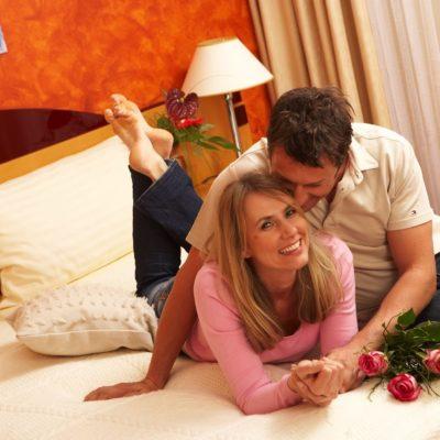 Kulinarik und Wellness für Romantiker und Genießer