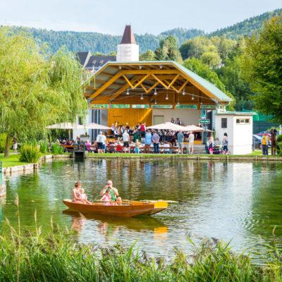 Parkfest im Kurpark 28. Juli